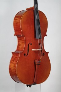 David Folland cello