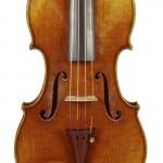 Chouhei violin front view