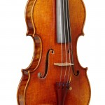A David Folland violin -- front