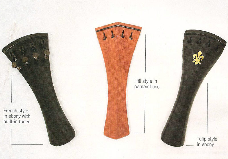 How Tailpiece Can Affect Sound and Playability   David